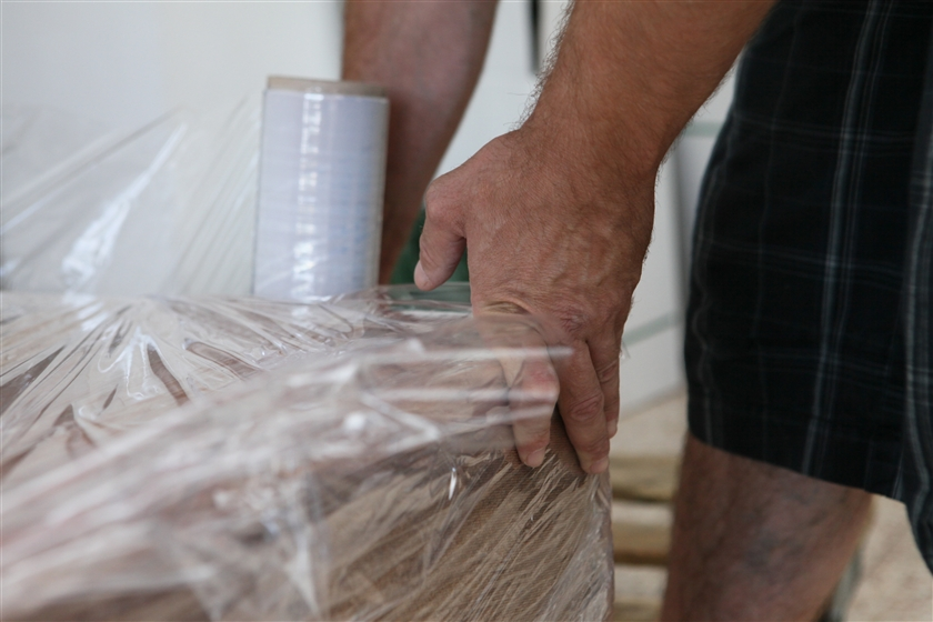 Professional Movers On How To Properly Wrap Furniture For Moving